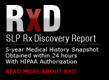 RXD: SLP Rx Discovery Report
